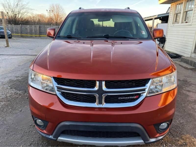 2013 Dodge Journey for sale at Shoals Dealer LLC in Florence AL