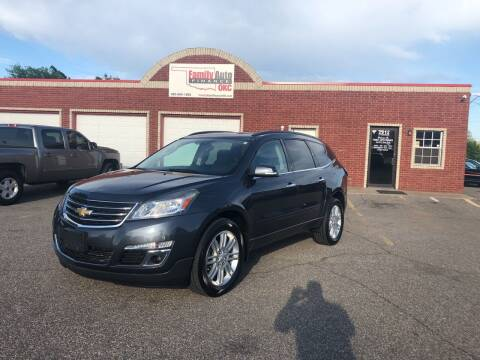 2014 Chevrolet Traverse for sale at Family Auto Finance OKC LLC in Oklahoma City OK