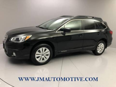 2017 Subaru Outback for sale at J & M Automotive in Naugatuck CT