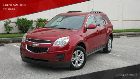 2014 Chevrolet Equinox for sale at Carpros Auto Sales in Largo FL