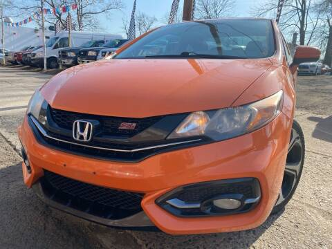 2014 Honda Civic for sale at Best Cars R Us in Plainfield NJ