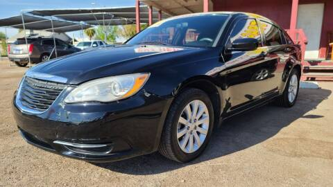 2013 Chrysler 200 for sale at Fast Trac Auto Sales in Phoenix AZ