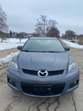 2008 Mazda CX-7 for sale at Sphinx Auto Sales LLC in Milwaukee WI