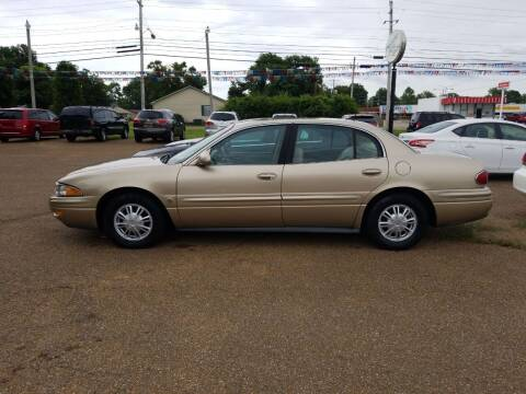 2005 Buick LeSabre for sale at Frontline Auto Sales in Martin TN