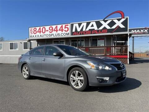 2015 Nissan Altima for sale at Maxx Autos Plus in Puyallup WA