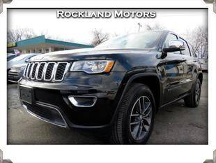 2017 Jeep Grand Cherokee for sale at Rockland Automall - Rockland Motors in West Nyack NY