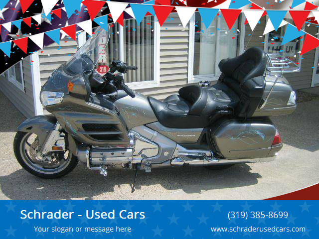 2008 Honda Goldwing for sale in Mount Pleasant, IA