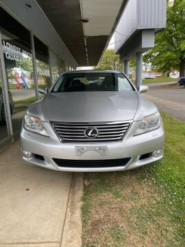2011 Lexus LS 460 for sale at Carz Unlimited in Richmond VA
