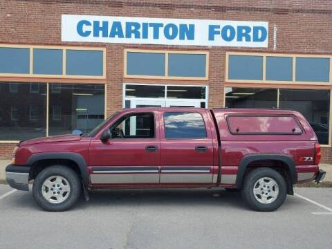 2005 Chevrolet Silverado 1500 for sale at Albia Motor Co in Albia IA
