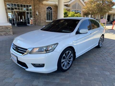 2015 Honda Accord for sale at CarSwitch Inc in San Ramon CA