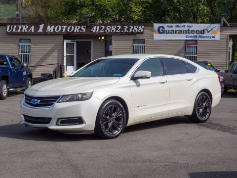 2014 Chevrolet Impala for sale at Ultra 1 Motors in Pittsburgh PA