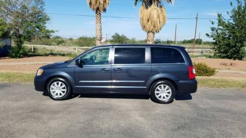 2014 Chrysler Town and Country for sale at Ryan Richardson Motor Company in Alamogordo NM