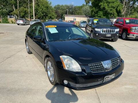2005 Nissan Maxima for sale at Zacatecas Motors Corp in Des Moines IA