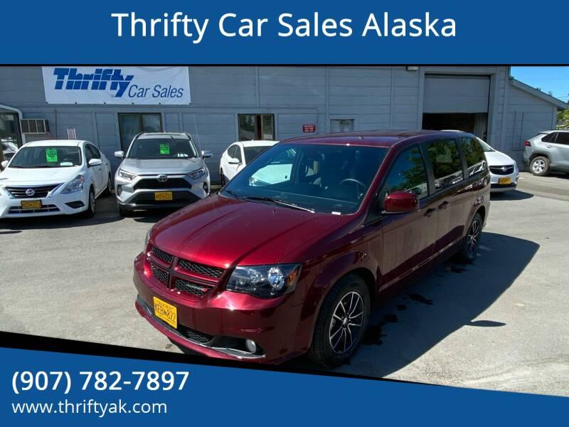 2019 Dodge Grand Caravan for sale at Thrifty Car Sales Alaska in Anchorage AK