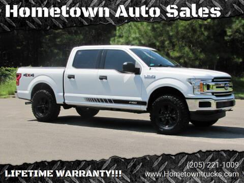 2018 Ford F-150 for sale at Hometown Auto Sales - Trucks in Jasper AL