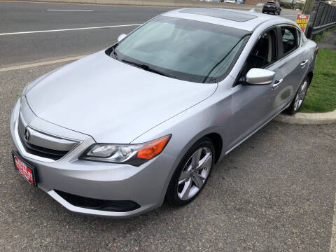 2014 Acura ILX for sale at STATE AUTO SALES in Lodi NJ
