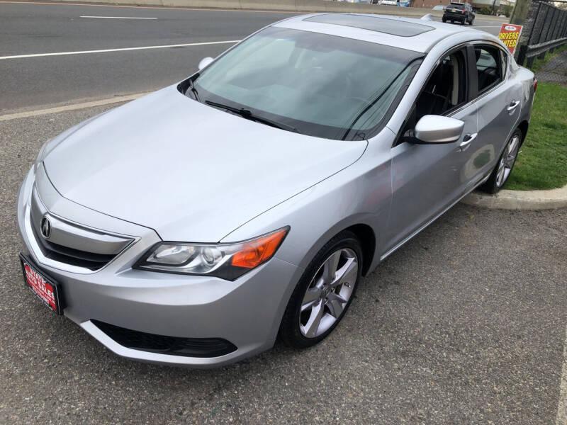 2014 Acura ILX for sale at STATE AUTO SALES in Lodi NJ