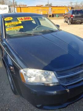 2008 Dodge Avenger for sale at Finish Line Auto LLC in Luling LA