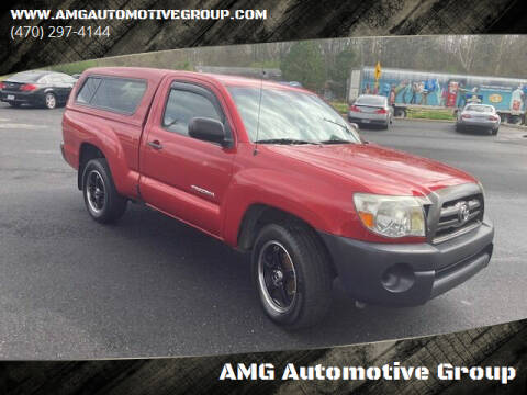 2009 Toyota Tacoma for sale at AMG Automotive Group in Cumming GA