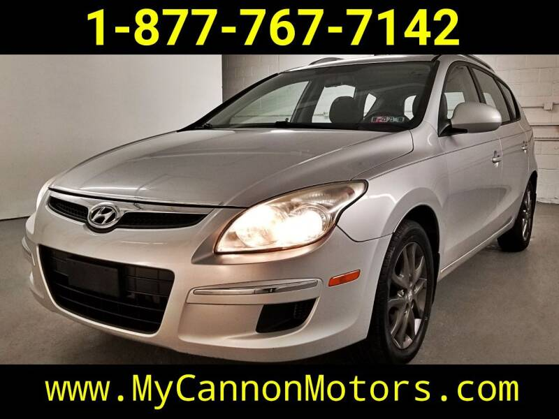 2012 Hyundai Elantra Touring for sale at Cannon Motors in Silverdale PA