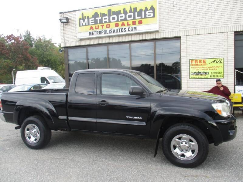 2011 Toyota Tacoma for sale at Metropolis Auto Sales in Pelham NH