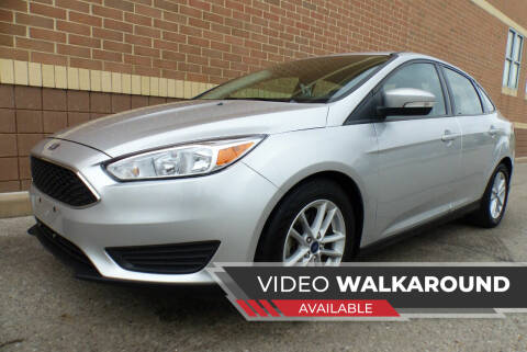 2017 Ford Focus for sale at Macomb Automotive Group in New Haven MI