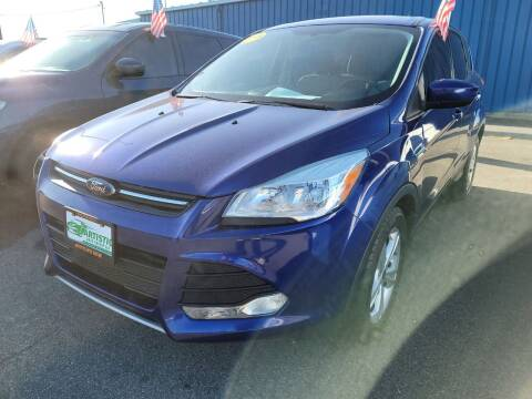 2014 Ford Escape for sale at Artistic Auto Group, LLC in Kennewick WA