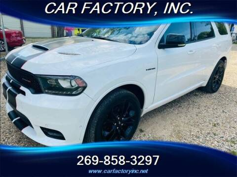 2020 Dodge Durango for sale at Car Factory Inc. in Three Rivers MI