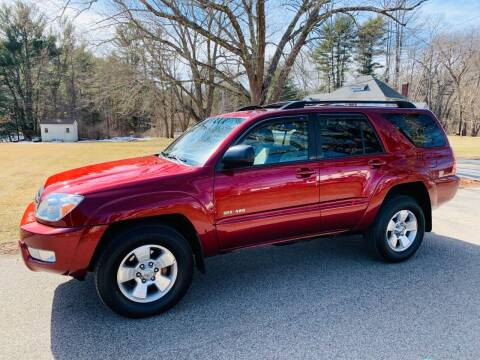 2005 Toyota 4Runner for sale at 41 Liberty Auto in Kingston MA