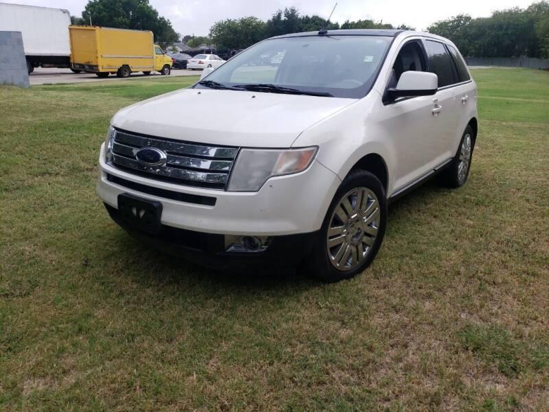 2008 Ford Edge for sale at El Jasho Motors in Grand Prairie TX