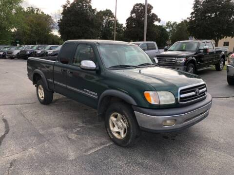 2002 Toyota Tundra for sale at WILLIAMS AUTO SALES in Green Bay WI