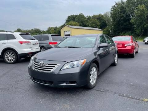 2007 Toyota Camry Hybrid for sale at EXPO AUTO GROUP in Perry OH