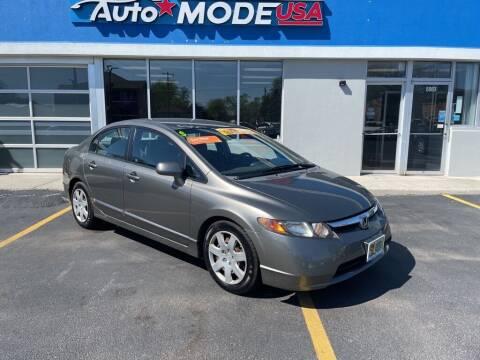 2008 Honda Civic for sale at AUTO MODE USA-Monee in Monee IL