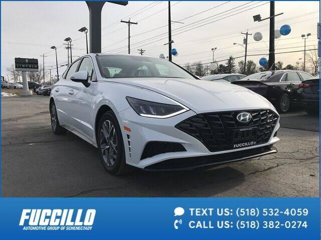 2021 Hyundai Sonata for sale in Schenectady, NY