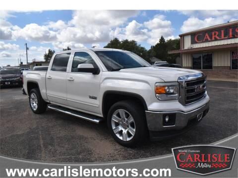 2014 GMC Sierra 1500 for sale at Carlisle Motors in Lubbock TX