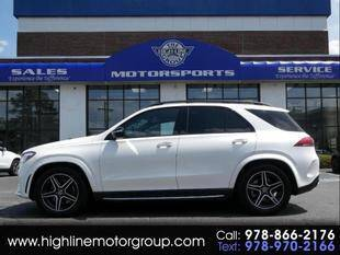 2020 Mercedes-Benz GLE for sale at Highline Group Motorsports in Lowell MA
