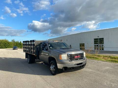 2013 GMC Sierra 3500HD CC for sale at Prestige Auto of South Florida in North Port FL