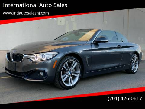 2016 BMW 4 Series for sale at International Auto Sales in Hasbrouck Heights NJ