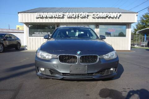2015 BMW 3 Series for sale at Jennings Motor Company in West Columbia SC