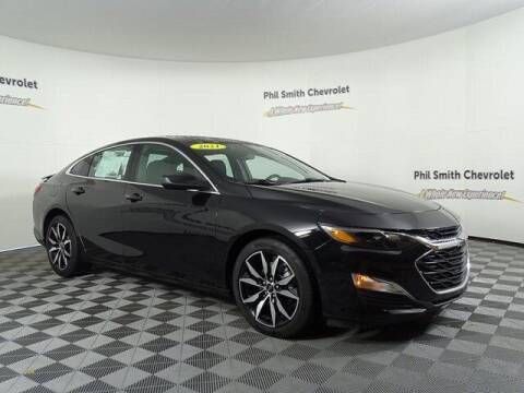 2021 Chevrolet Malibu for sale at PHIL SMITH AUTOMOTIVE GROUP - PHIL SMITH CHEVROLET in Lauderhill FL