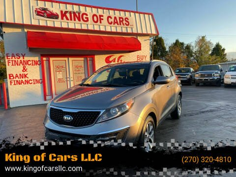2015 Kia Sportage for sale at King of Cars LLC in Bowling Green KY