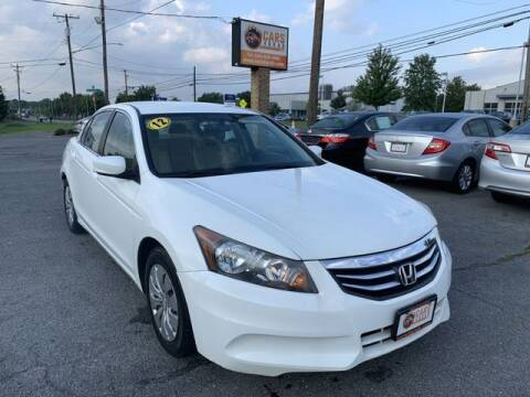 2012 Honda Accord for sale at Cars 4 Grab in Winchester VA