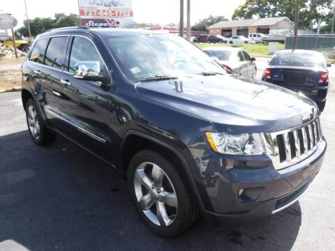 2013 Jeep Grand Cherokee for sale at LEGACY MOTORS INC in New Port Richey FL