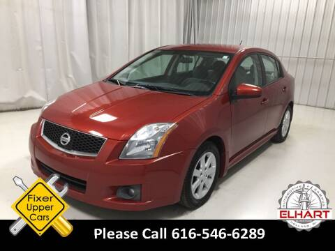 2010 Nissan Sentra for sale at Elhart Automotive Campus in Holland MI