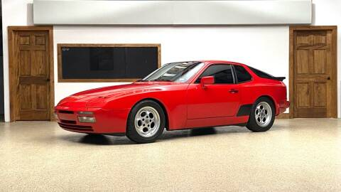 1986 Porsche 944 for sale at EuroMotors LLC in Lee MA