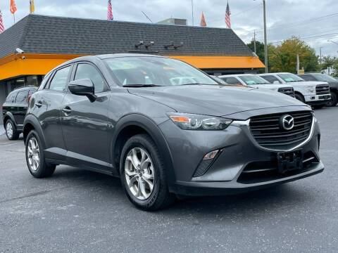 2019 Mazda CX-3 for sale at Ole Ben Franklin Motors Clinton Highway in Knoxville TN