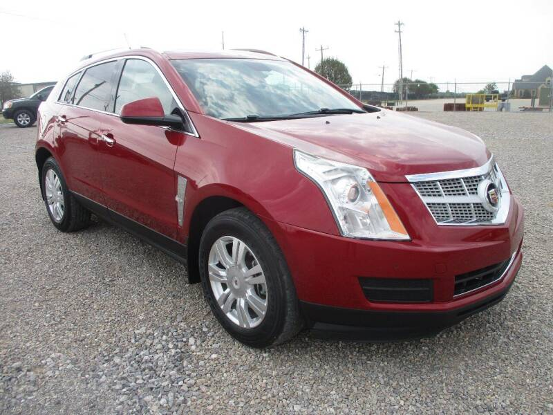 2012 Cadillac SRX for sale at LK Auto Remarketing in Moore OK