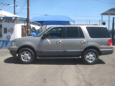 2003 Ford Expedition for sale at Town and Country Motors - 1702 East Van Buren Street in Phoenix AZ
