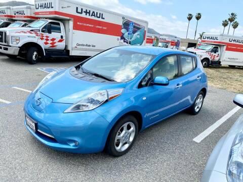 2011 Nissan LEAF for sale at Destination Motors in Temecula CA