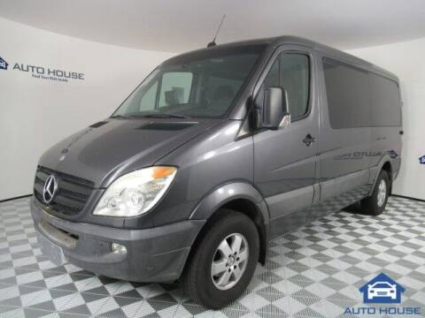 2010 Mercedes-Benz Sprinter Passenger for sale at Curry's Cars Powered by Autohouse - Auto House Tempe in Tempe AZ